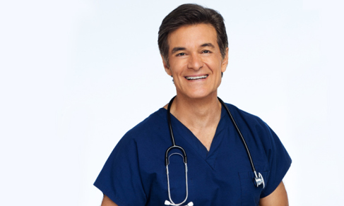 Dr. Mehmet Oz is always encouraging people to live healthier lives and that includes following recommendations about colon cancer screening