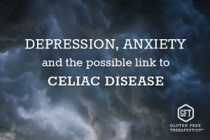 celiac disease ad mood disorders
