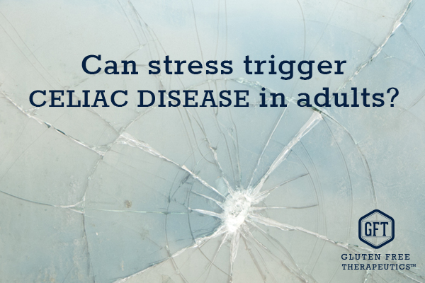 Can an adult develop celiac disease
